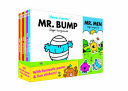 Mr  Men Board Book Collection