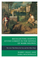 download ebook recollecting dante\'s divine comedy in the novels of mark helprin pdf epub