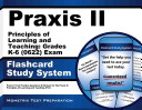 Praxis II Principles of Learning and Teaching  Grades K 6  0522  Exam Flashcard Study System