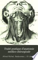 Trait   pratique d anatomie m  dico chirurgicale