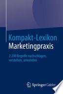 Kompakt Lexikon Marketingpraxis