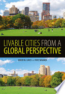 Livable Cities from a Global Perspective