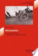 Motorphobia