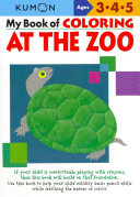 My Book of Coloring at the Zoo