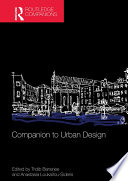 Companion to Urban Design