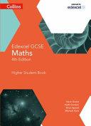 Collins GCSE Maths - Edexcel GCSE Maths Higher Student Book