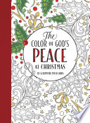The Color of God s Peace at Christmas