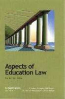 Aspects of Education Law