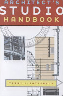 Architect s Studio Handbook