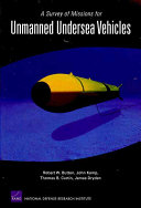 A Survey of Missions for Unmanned Undersea Vehicles