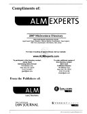 ALM Experts
