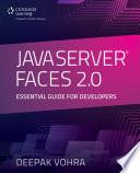 JavaServer Faces 2 0  Essential Guide for Developers