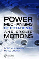 download ebook power mechanisms of rotational and cyclic motions pdf epub