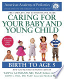 Caring For Your Baby And Young Child 7th Edition