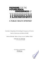 Preparing for the Psychological Consequences of Terrorism