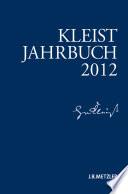 Kleist-Jahrbuch 2012