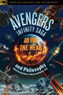 Avengers Infinity Saga and Philosophy Book