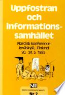 Uppfostran och informationssamhället