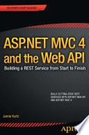 ASP NET MVC 4 and the Web API