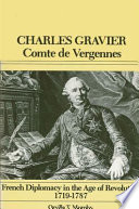 Charles Gravier, Comte de Vergennes