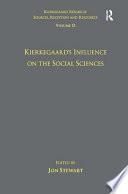 Kierkegaard S Influence On The Social Sciences