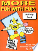 More Fun With Pup  Activity Book
