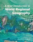 Book A Brief Introduction to World Regional Geography