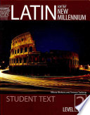 Latin for the New Millennium  Level 2  student text