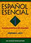 Espanol Esencial