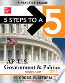 5 Steps to a 5 AP US Government and Politics 2016  Cross Platform Edition