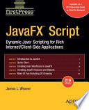 Javafx Script