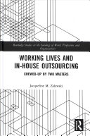 Working Lives and In-House Outsourcing Book Cover