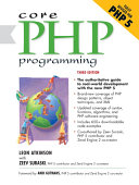 Core PHP Programming