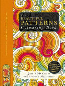 The Beautiful Patterns Colouring Book : this seriously cool collection of beautiful art patterns...