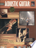 Complete Acoustic Guitar Method  Intermediate Acoustic Guitar  Book   CD