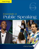Cengage Advantage Series  Essentials of Public Speaking