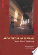 Architektur im Bestand