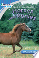 Discovery Kids Readers  Horses and Ponies