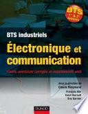 Électronique et communication BTS