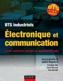 lectronique et communication BTS