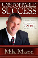 Unstoppable Success Used For Athletes Academics Or Businessmen