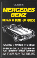 Mercedes-Benz Repair and Tune-Up Guide