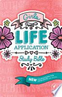 Book Girls Life Application Study Bible