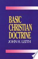 Basic Christian Doctrine