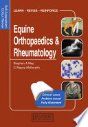 Equine Orthopaedics and Rheumatology