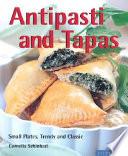 Antipasti And Tapas