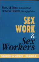 Book Sex Work and Sex Workers