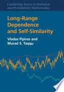 Long Range Dependence and Self Similarity