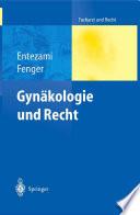 Gynäkologie und Recht
