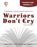 Warriors Don T Cry Teacher Guide